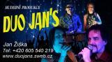 Hudba - pro všechny akce - Duo Jans