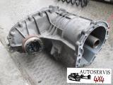 Audi Q7 quattro rozvodovka , servis 4x4