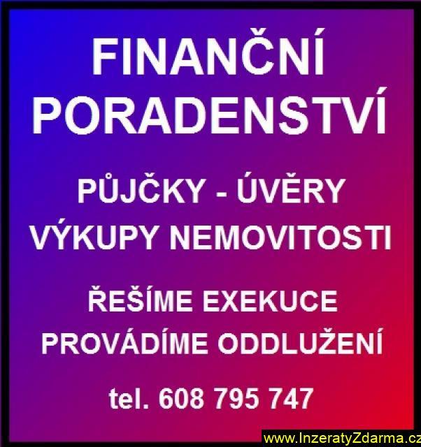 Půjčky , úvěry a výkupy s nájmem