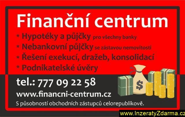 Půjčky , exekuce , podnikatelské úvěry , konsolid