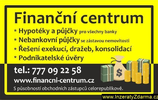 Konsolidace , půjčky , exekuce , podnikatelské úv