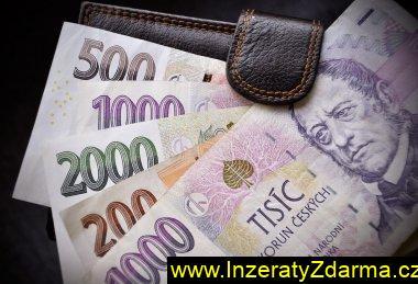 Výhodné půjčky a oddlužení. .